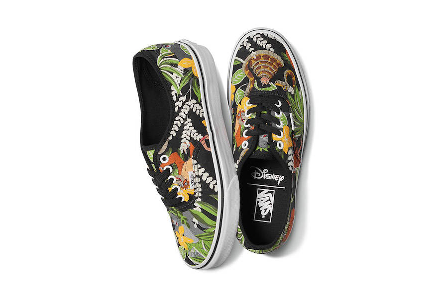 Vans x Disney Sneakers Collection