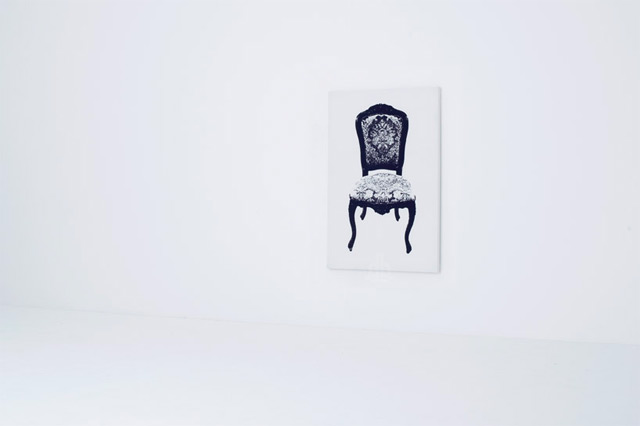 Canvas Furniture that Hangs on Your Wall by YOY