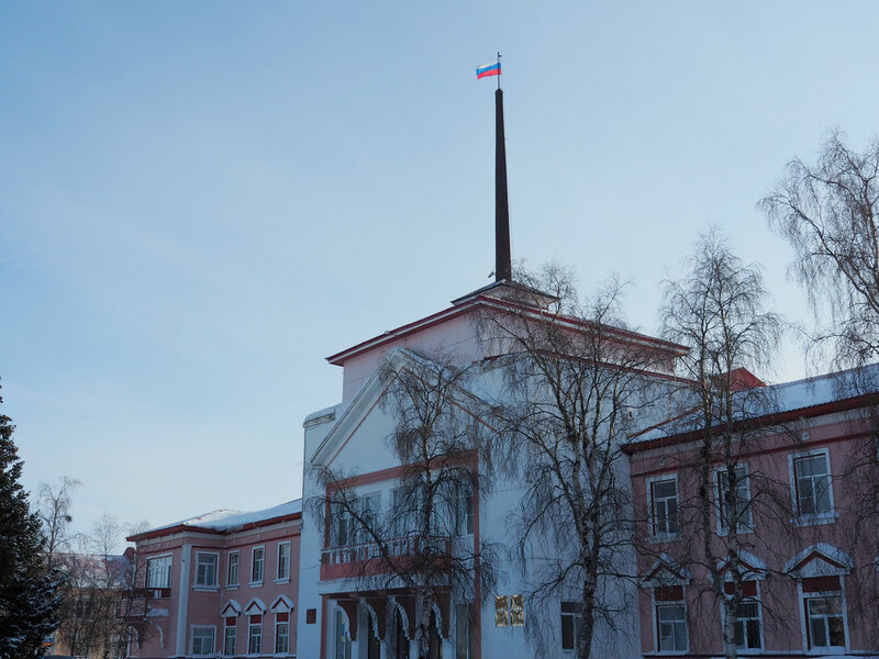 Здание администрации Ненецкого автономного округа