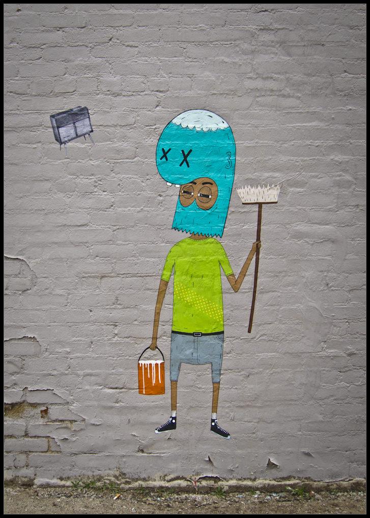 Street Artist - Swift