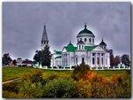 Приход церкви в честь иконы Божией Матери «Одигитрия» Смоленская