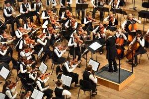 Детский симфонический оркестр Сахалина дал два концерта в Харбине