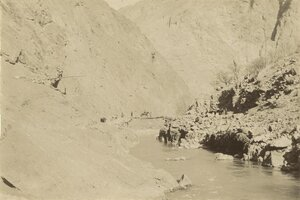 12. Мост Сангистан-пули на реке Фандарья