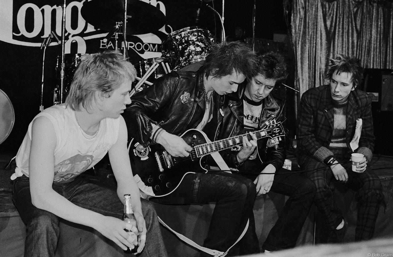 1978. «Sex Pistols»