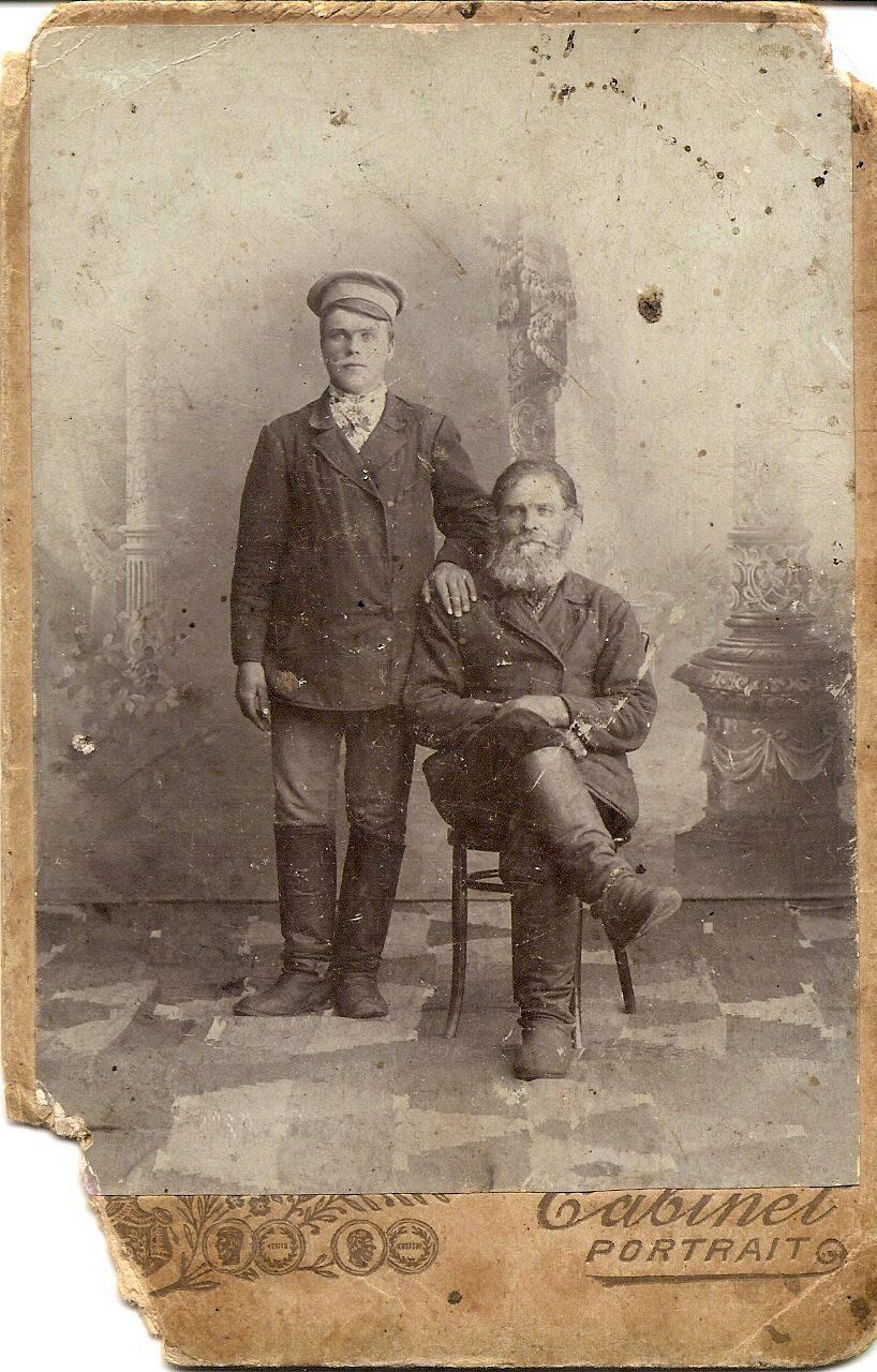 Шеметов Василий Степанович и Шеметов Степан Григорьевич