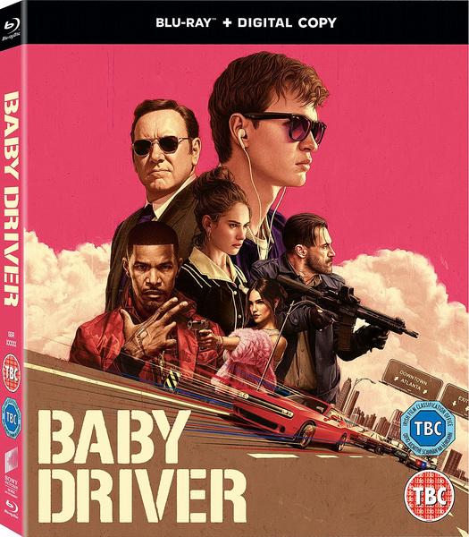 Малыш на драйве / Baby Driver (2017/BDRip/HDRip)