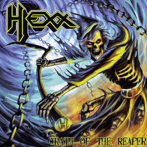 Hexx - 2017 - Wrath Of The Reaper [High Roller Rec., HRR 575 CD, Germany]