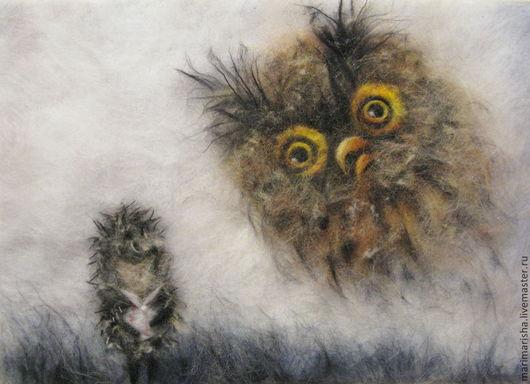6eccc259dab565f22aef88b9e2ox--felt-picture-of-wool-hedgehog-in-the-fog-with-an-owl-a-leaf-an.jpg