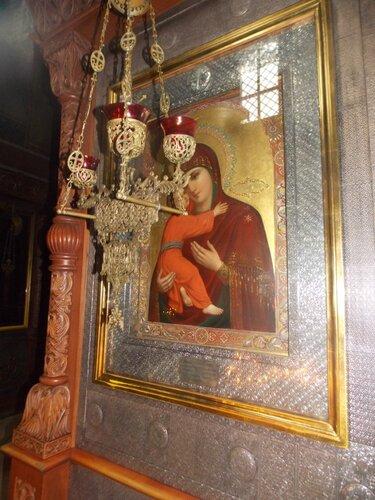 келейная икона Иоанна Крестьянкина