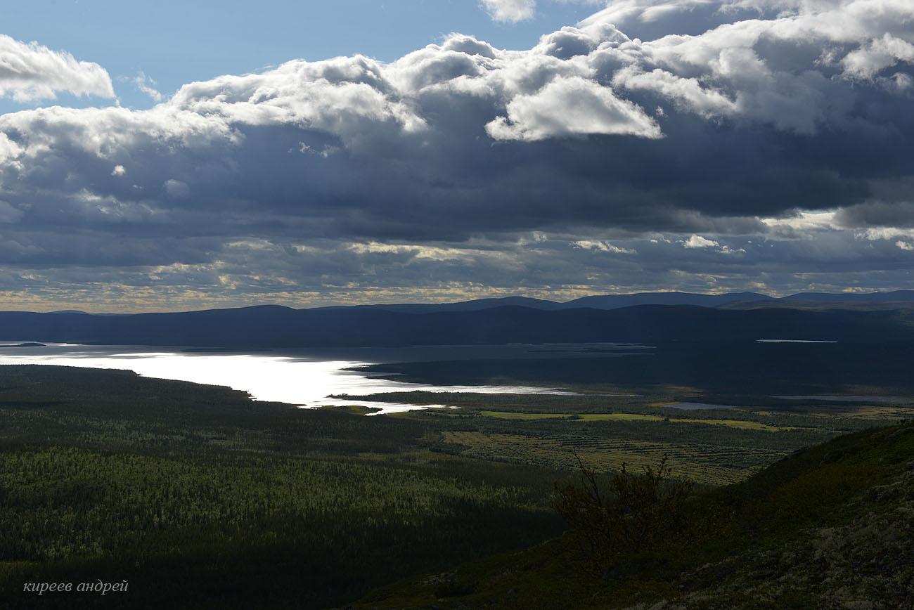Озеро Имандра.
