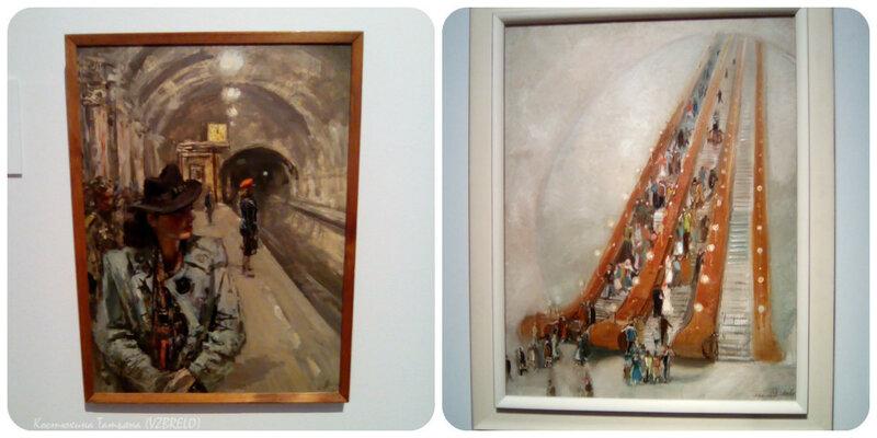 москва, москва сквозь века, выставка, третьяковка, третьяковская гелерея, инженерный корпус