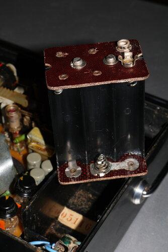 Кассета для батареек Банги
