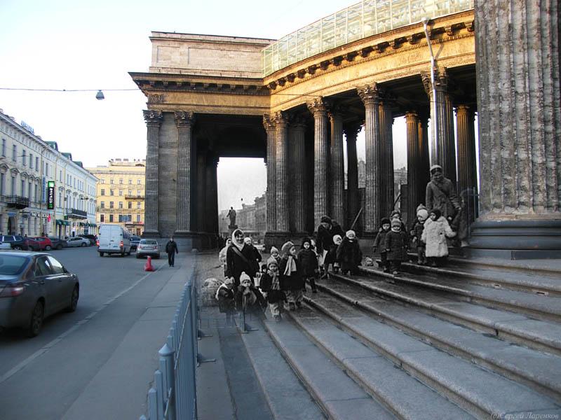 0 17f27e 4e9d06e6 orig - Ленинградская блокада: реалистичные воспоминания петербуржца