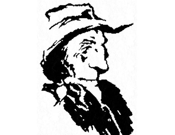 Эта картина Я. Ботвинника, первой половины ХХ века, США, называется «Мой муж и мой тесть».  Ког