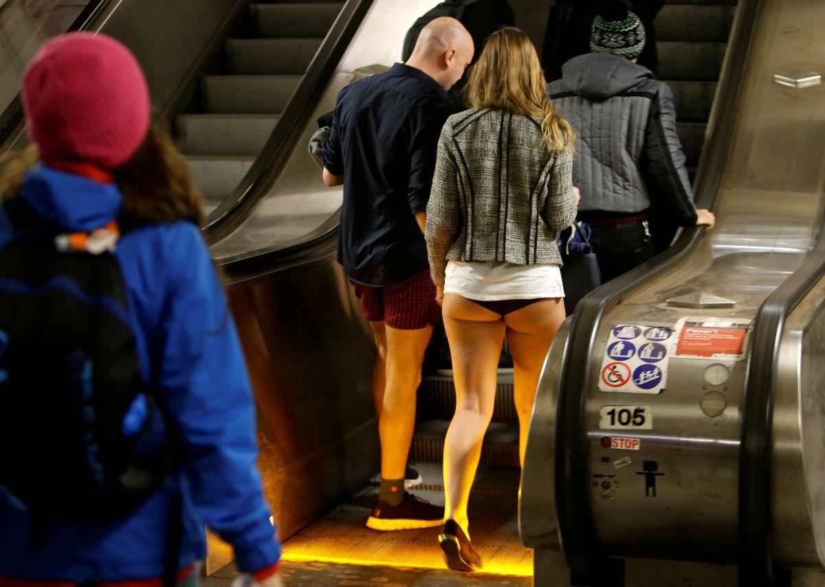 В метро без штанов — 2018: по миру прокатился глобальный флешмоб