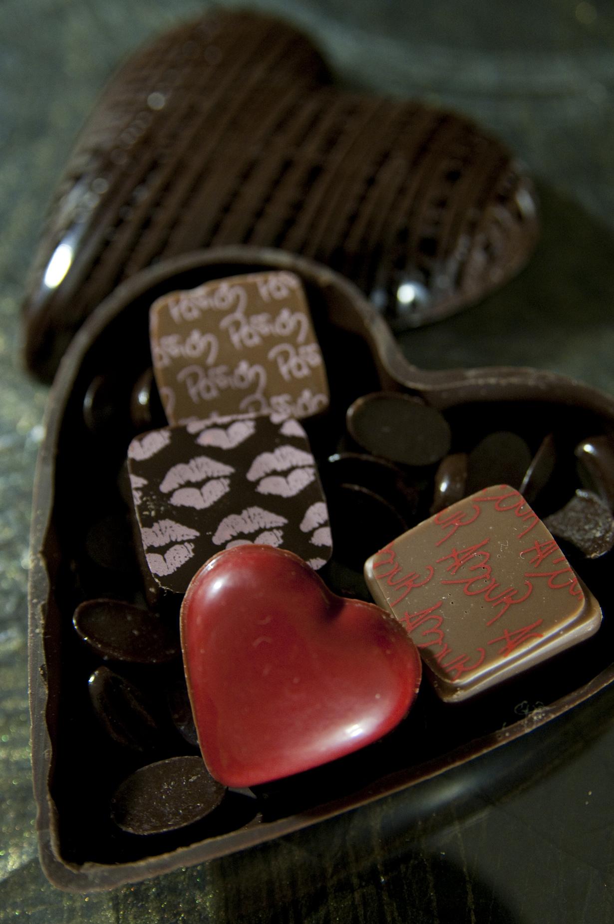 17. Жан-Поль Эвин, французский шоколатье, считается лучшим среди лучших кондитеров. Именно его назыв