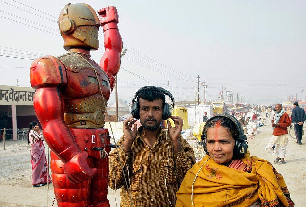 Последователей христианства в Индии всего 2.3 %. Несмотря на это, Рождество празднуется по всей стра