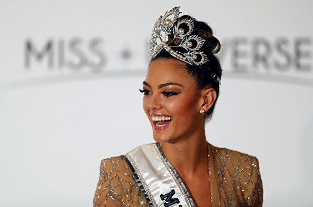 Конкурс Мисс Вселенная проходил в Лас-Вегасе, штат Невада. В этом году было рекордное количе