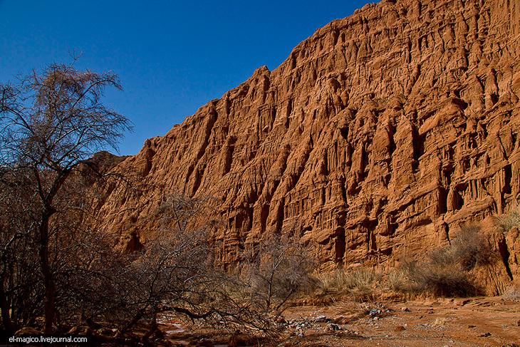 На фото каньоны Бобслей и Небоскреб: