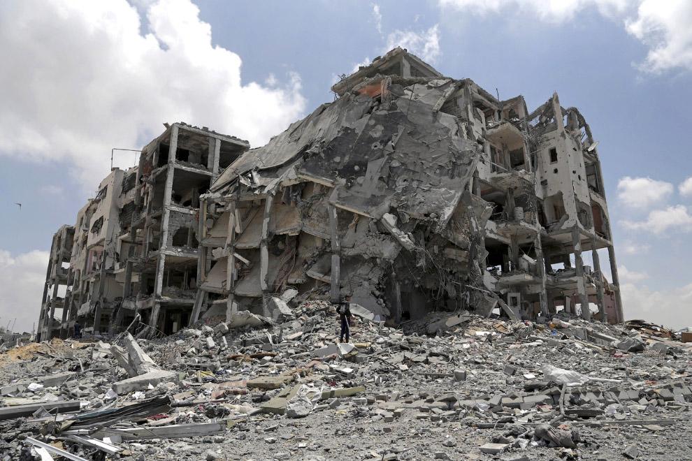 В результате переворота, произведённого исламистской организацией «Хамас» в июле 2007 года, государс