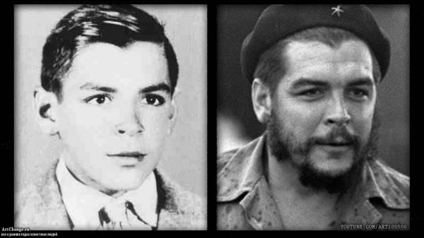 Че Гевара родился в Аргентине, а Кубой заинтересовался в возрасте 11 лет, когда в Буэнос-Айрес приех
