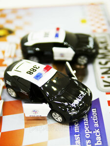 Kinsmart Lamborghini Urus Police
