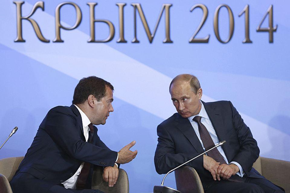20140814-Владимир Путин- Крым должен стать линией не разлома, а примирения красных и белых