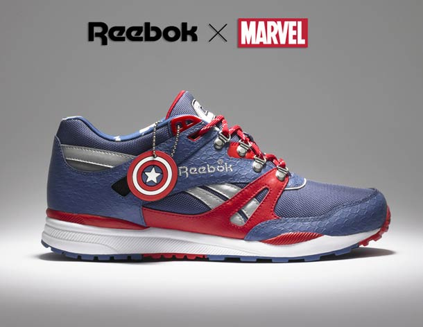Reebok X Marvel Limited Edition - Sneakers and Superheroes