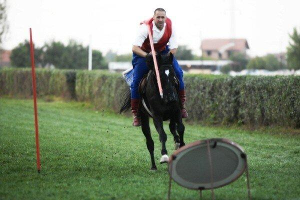 Сербия, Любичевские конные игры, Пожаревац