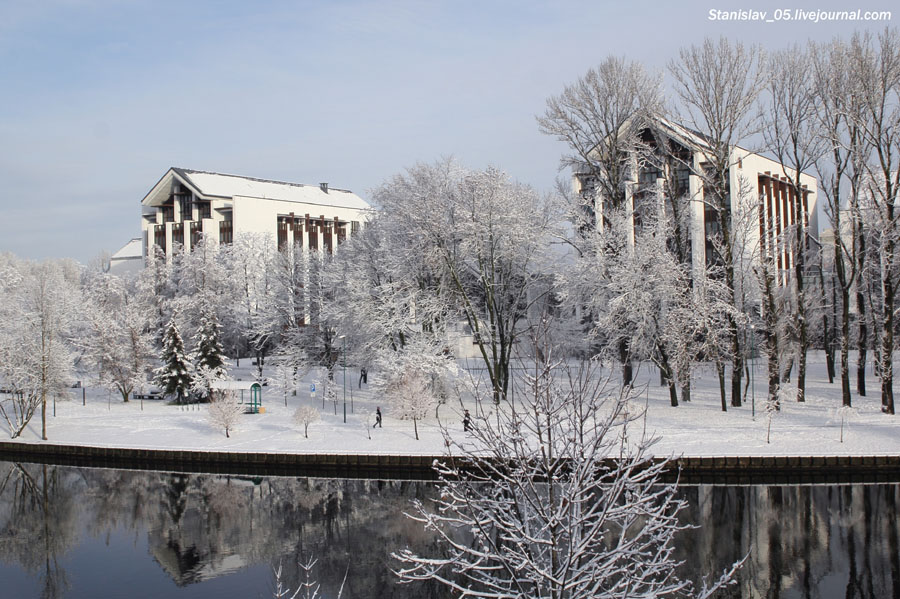 """Пекин"" в снегу-3"