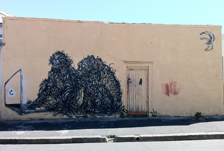 Creature – Street Art – DALeast (18 pics)