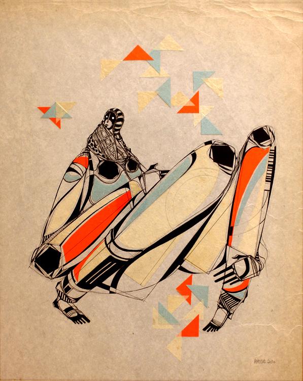 Illustrations - Paintings - Amose