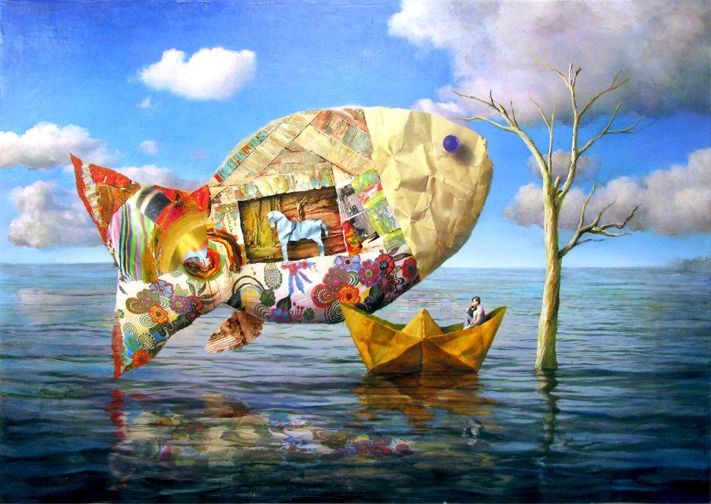 Oil Paintings - Mario Gomez