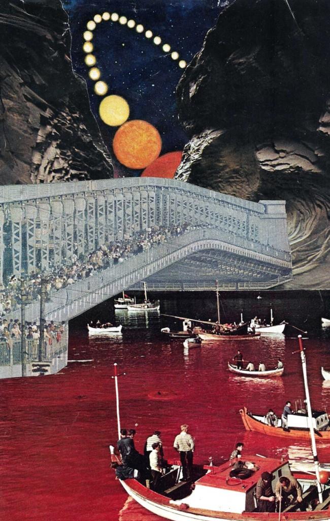 Collages - Hugo Barros