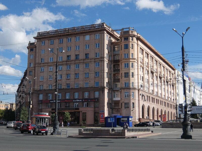 Челябинск - Кировка и Миасс