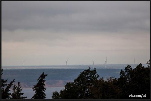 Ветряные генераторы в Ульяновске - 15 штук