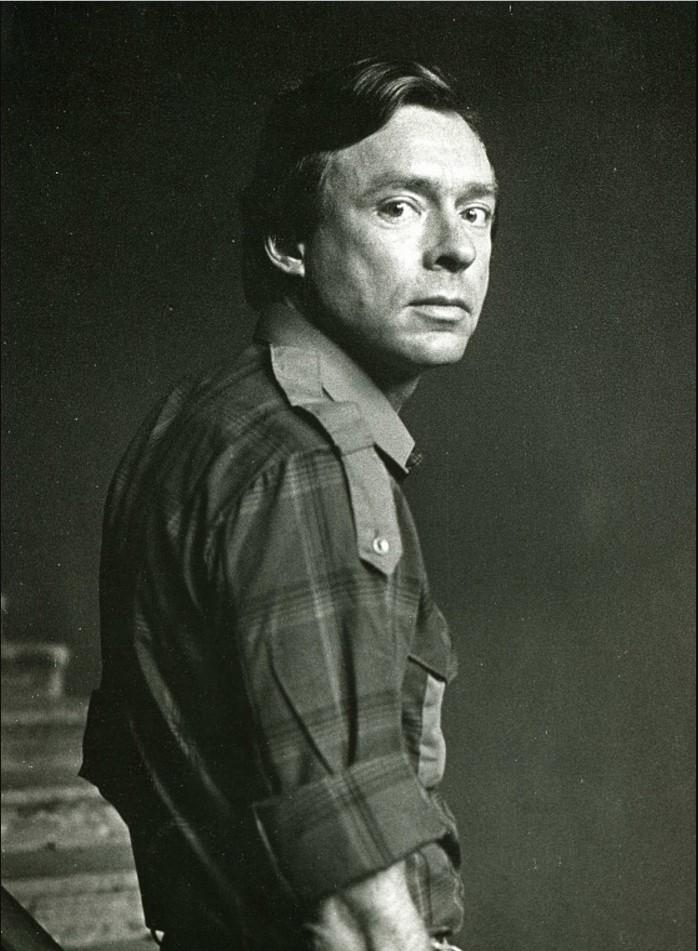 Писатель Вячеслав Рыбаков