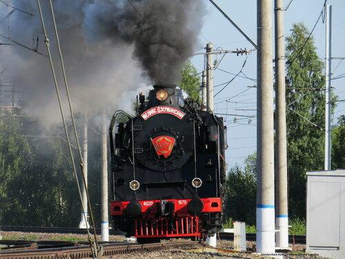 паровоз ФД20-1679 _120