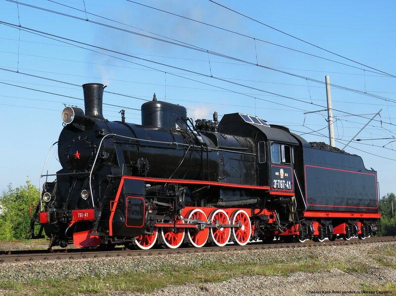 паровоз Эр-797-41 _270