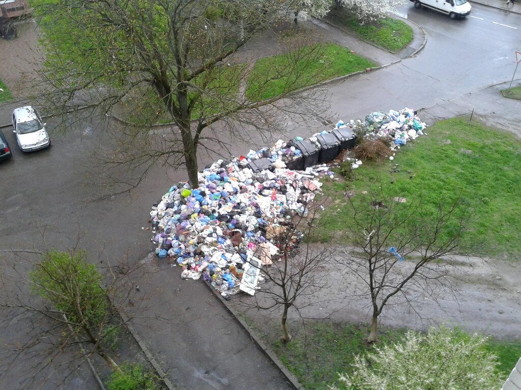 львов-мусор