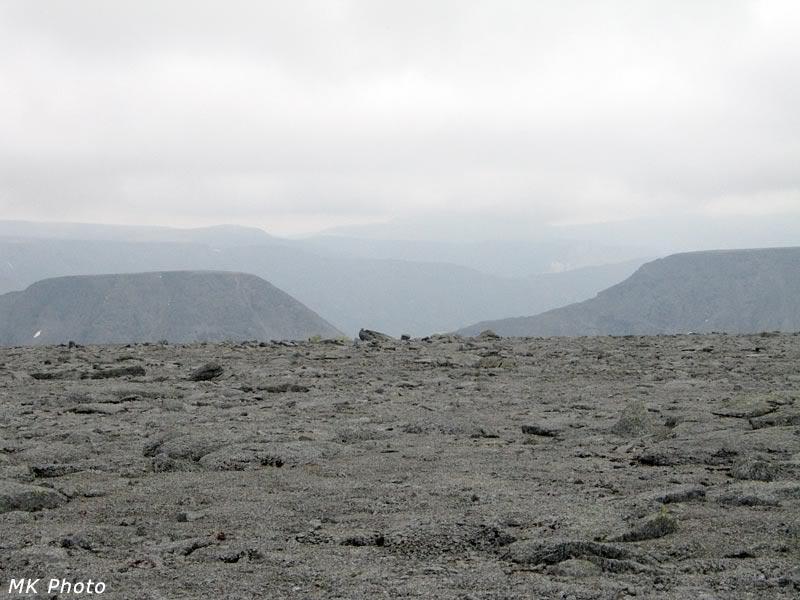 Вид с горы Юдычвумчорр