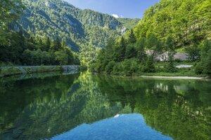 Словения. Река Сава Бохинька