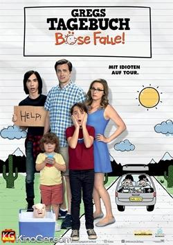 Gregs Tagebuch - Böse Falle! (2017)
