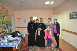 Собрание священнослужителей Фалештского района