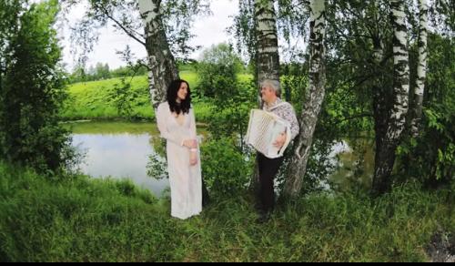Валерий Сёмин и Марина Селиванова — Любовь моя (клип, 2016)