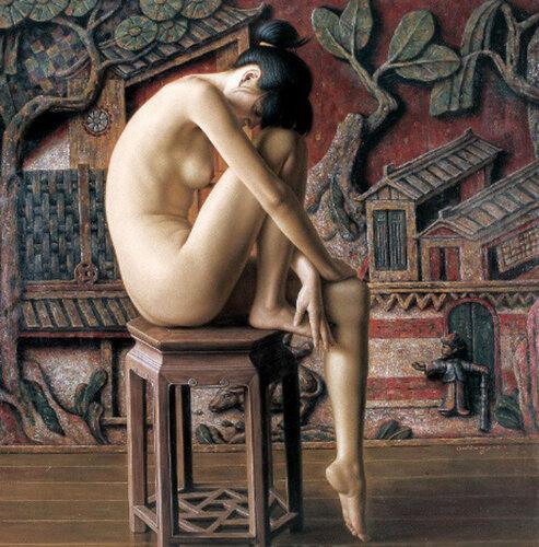 Gu Zhinong (1971, Chinese)
