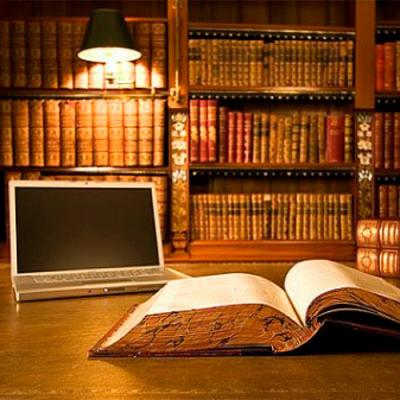 27 мая С днем библиотек! С праздником вас! Книжные полки библиотеки