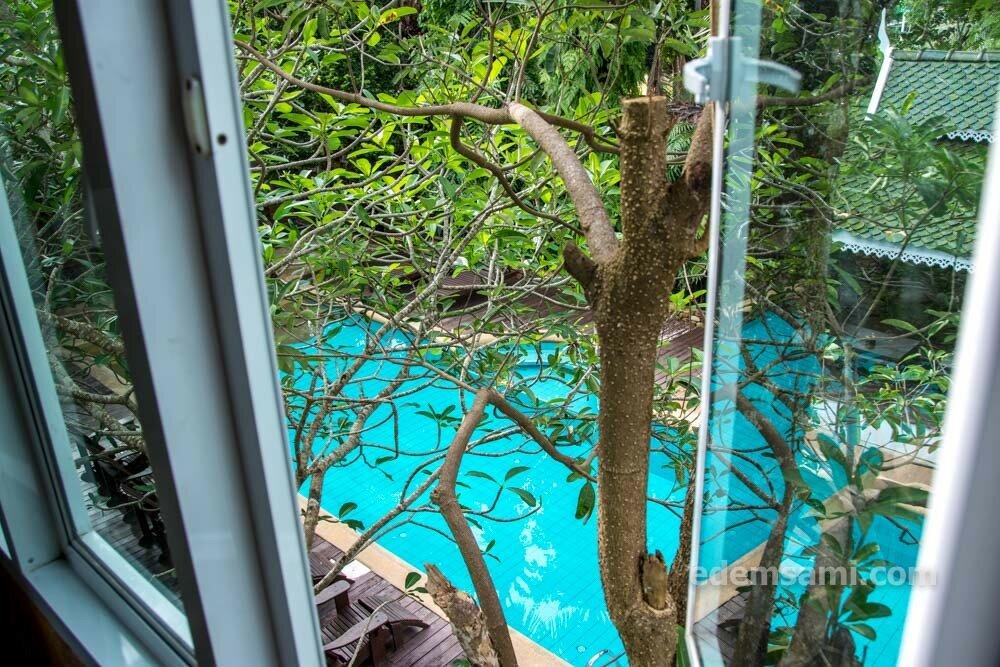 Keereeta Resort & Spa отель на Ко Чанге