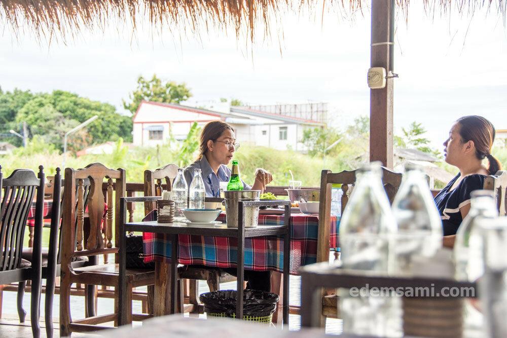 Ресторан Вьентьян в Паттайе