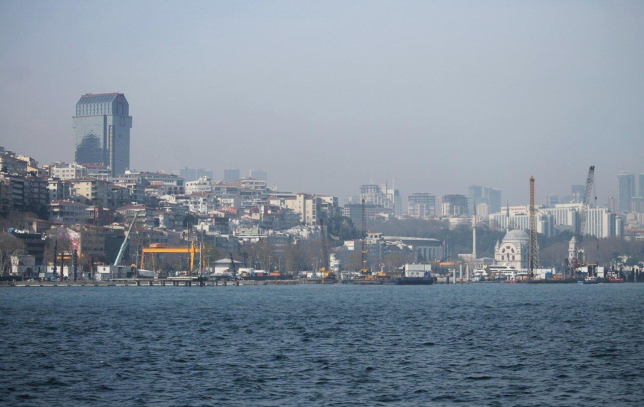 Стамбул. Паром Эминёню-Ускюдар